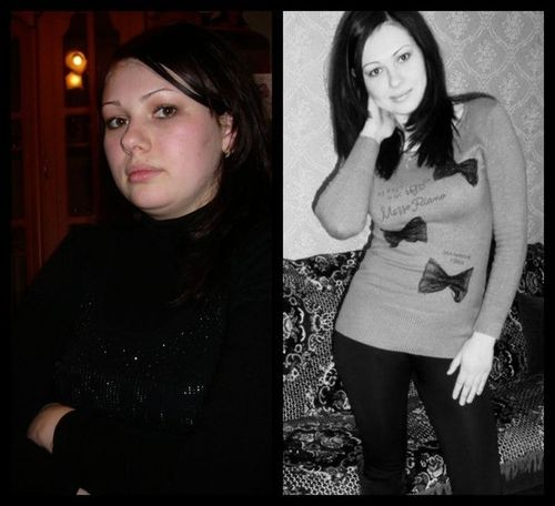 Полина гагарина вес до похудения